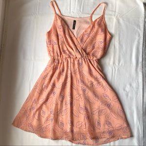 Final Touch Peachy Pink Dress